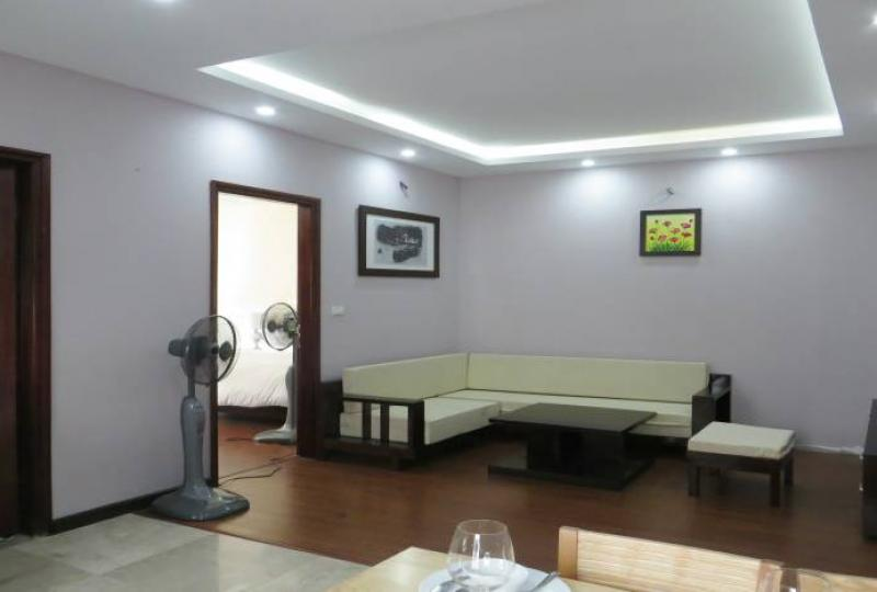 03 bedroom apartment for rent in Tay Ho, full services and gym