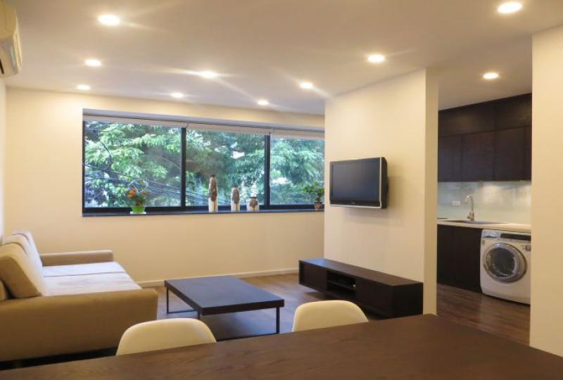 1 bedroom apartment rental in Tay Ho Hanoi, shower room