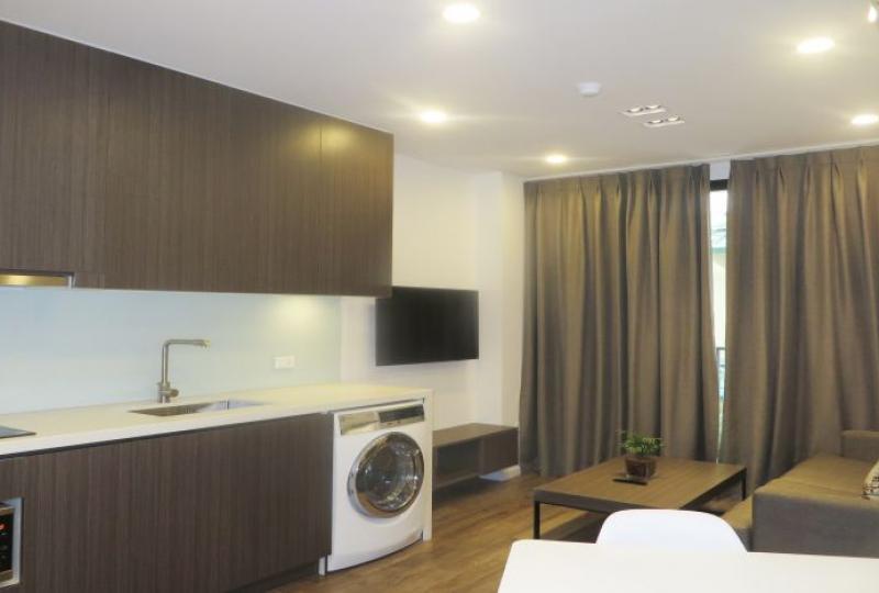 1 bedroom apartment rental in Tay Ho, To Ngoc Van area