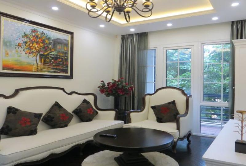 1 bedroom serviced apartment for rent in Hoan Kiem, 4th floor