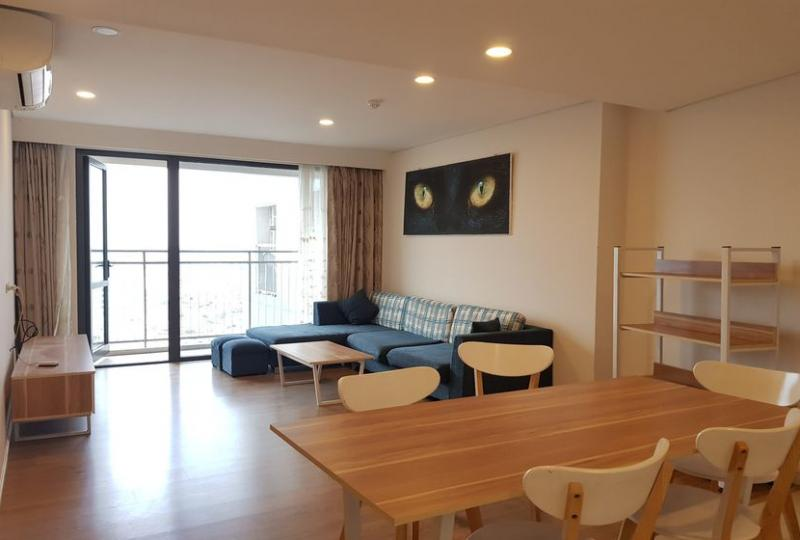 Nice designed Sun Grand City Ancora apartment 03 bedrooms