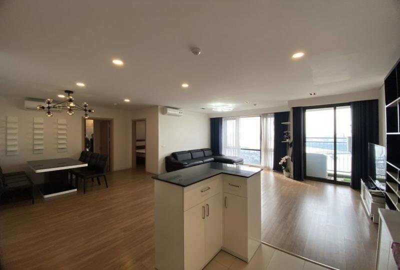 Cozy Three bedroom apartment at Mipec Riverside Long Bien