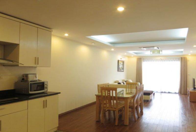2 bedroom apartment for rent in Tay Ho, luxury facilities