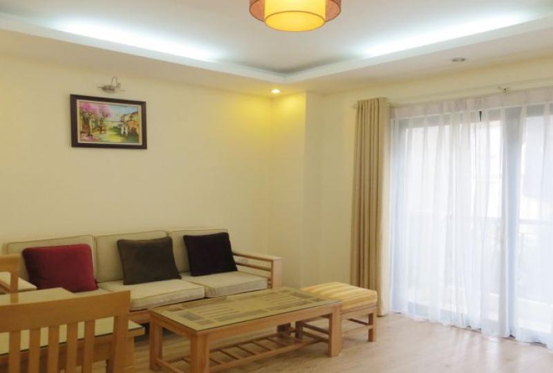 1 bedroom apartment in Tay Ho, airy and bright reception room
