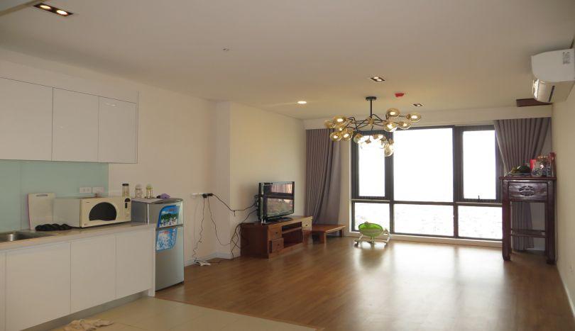 2 bedroom apartment rental in Mipec Riverside, furnished
