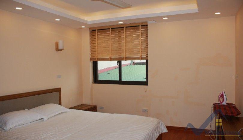 2 bedroom apartment rental in To Ngoc Van street, Tay Ho