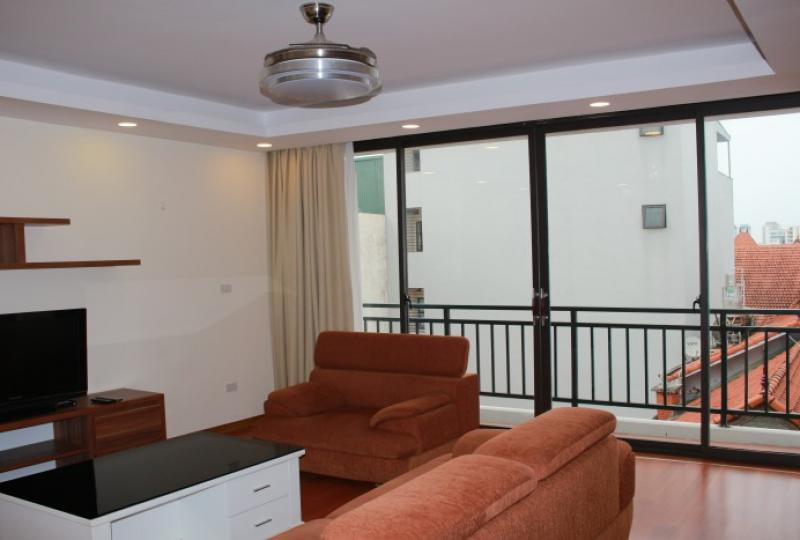2 bedroom apartment rental in To Ngoc Van street, Tay Ho