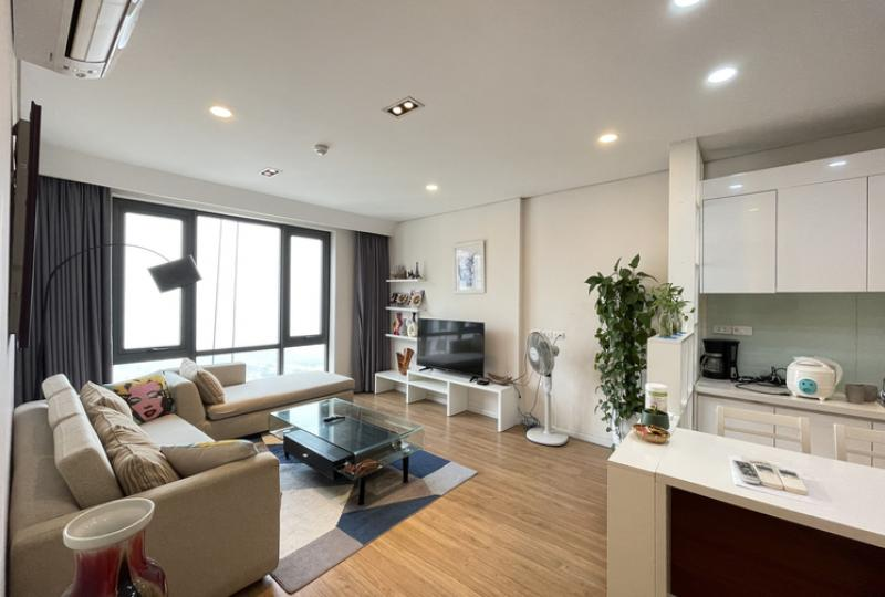 2 bedroom apartment to rent in Mipec Riverside, fully furnished
