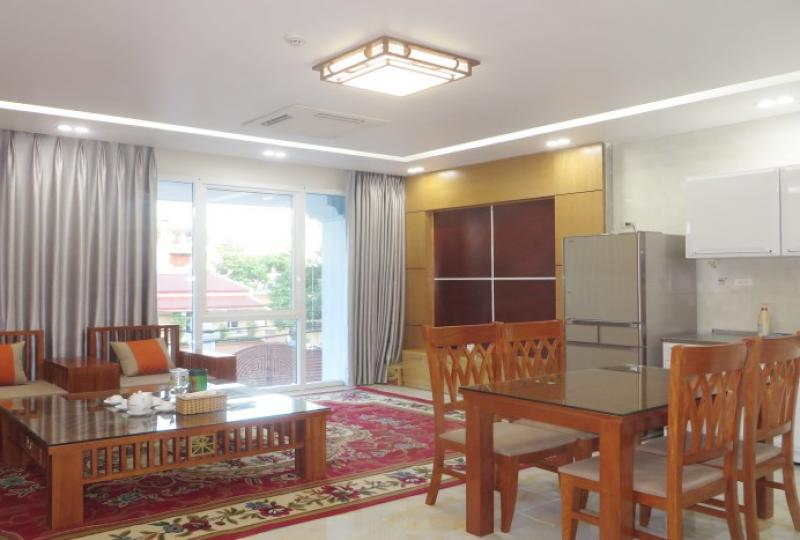 2 bedroom apartment to rent in Tay Ho, To Ngoc Van