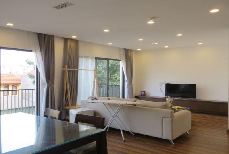 2 bedroom apartment to rent on To Ngoc Van - MyHanoiHome