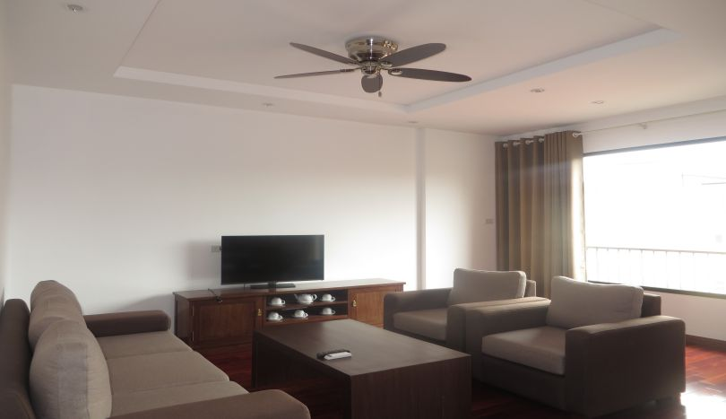 2 bedroom serviced apartment to rent in Tay Ho, 2 bathrooms