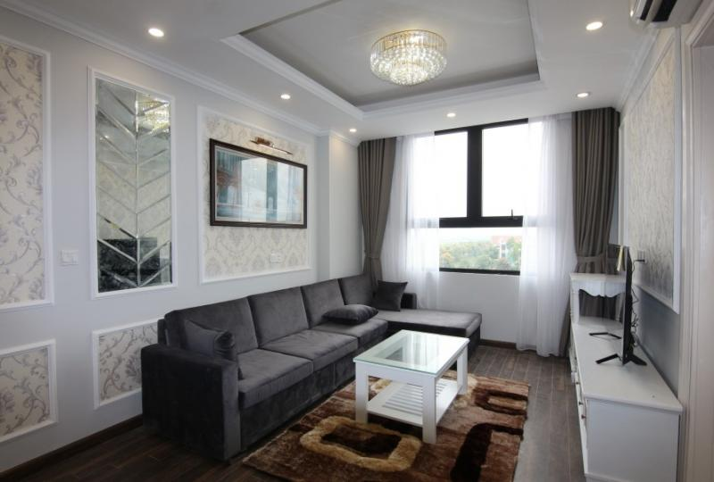 2bed furnished apartment for rent in Eco City Viet Hung Long Bien
