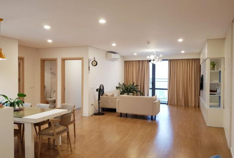 Family 3 bedroom house on Dang Thai Mai for rent, furnished