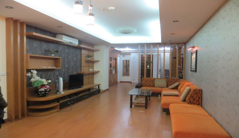 3 bedroom apartment for rent in Ciputra at P2 tower