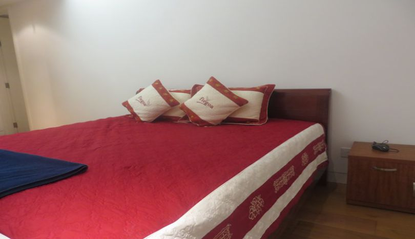 3 bedroom apartment for rent in Indochina Plaza, West Tower
