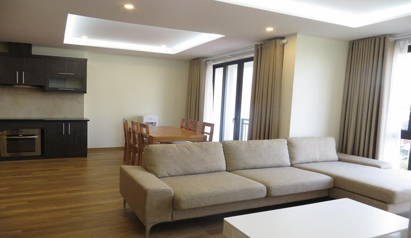 3 bedroom apartment in To Ngoc Van street to rent, 1800$