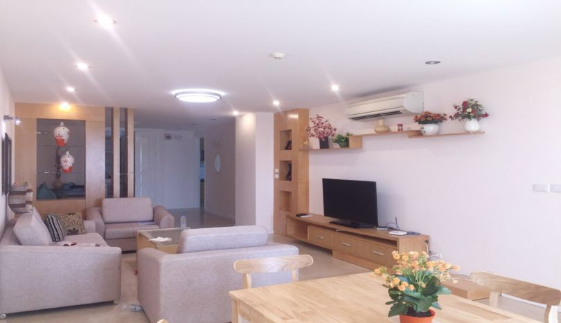 3 bedroom apartment to let in Ciputra, P1 tower furnished