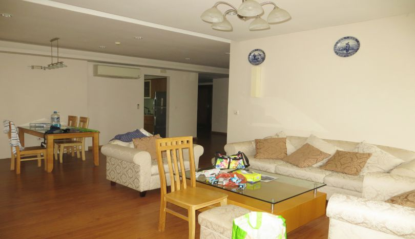 3 bedroom apartment to rent at E1, Ciputra Hanoi