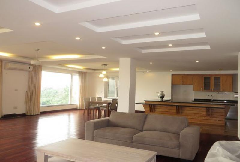 3 bedroom apartment to rent with lake view in Tay Ho