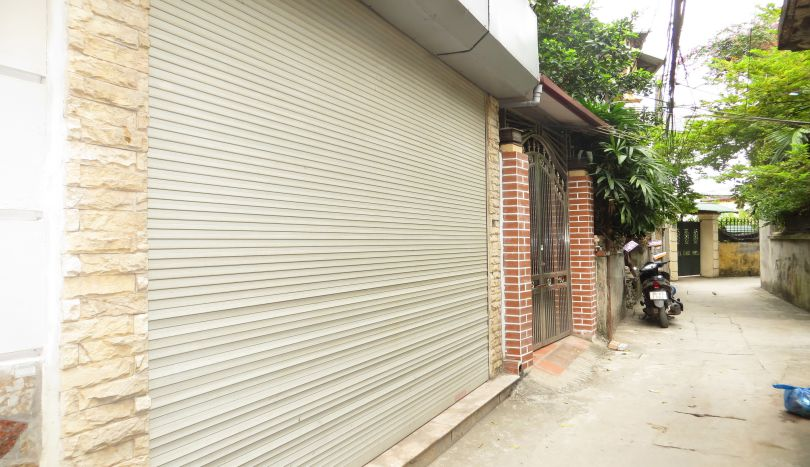 4 bedroom house for rent in Long Bien, near AEON mall