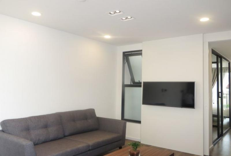 45 sqm of 1 bedroom apartment in Tay Ho to let