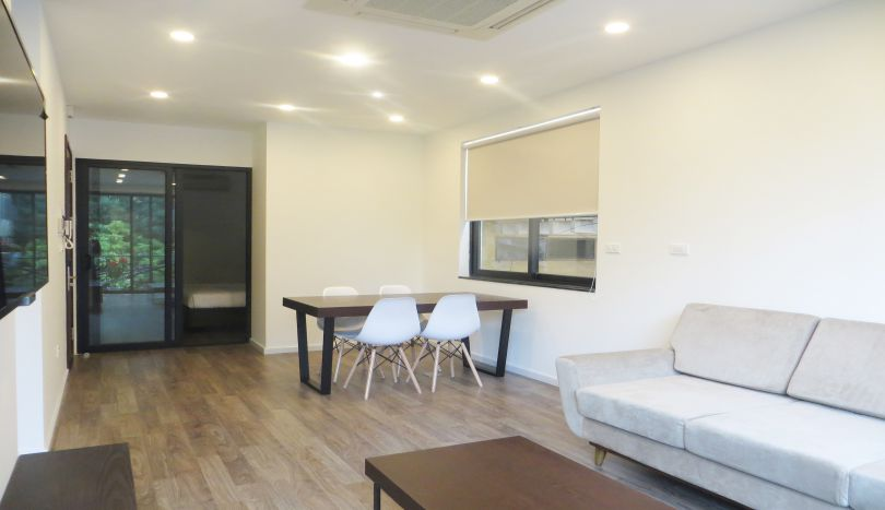 Apartment for rent in Tay Ho with 65sqm with 1 bedroom