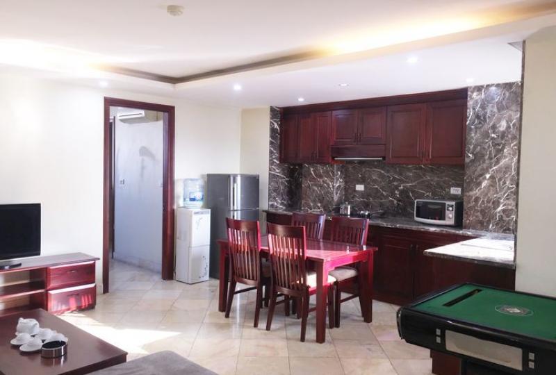 Apartment in Hoan Kiem rental with 01 bedroom 01 bathroom