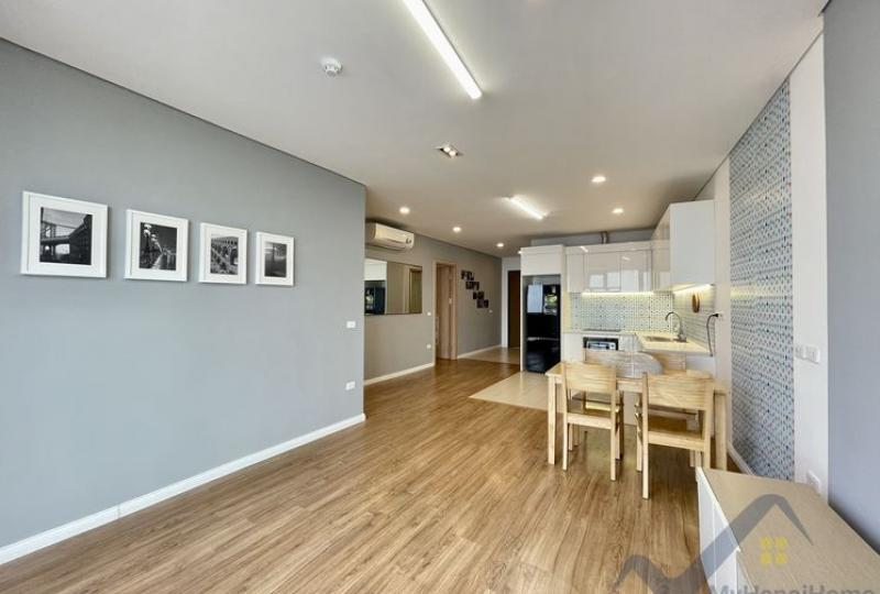 Apartment in Mipec Riverside 2 bedrooms, 2 shower room river view