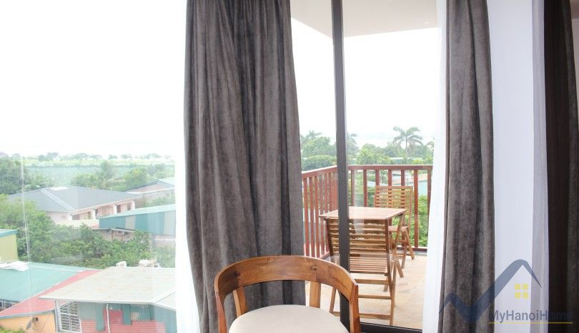 Apartment in Tay Ho Hanoi 03 beds 02 beds lake view