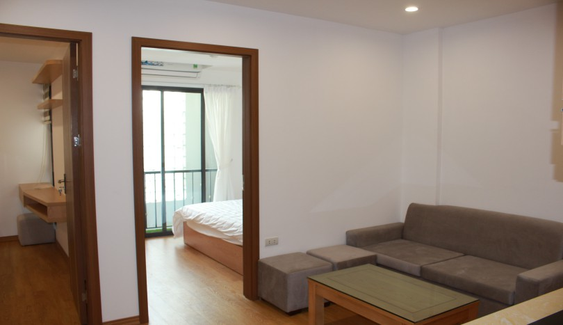 Apartment in Truc Bach lake with two bedrooms furnished
