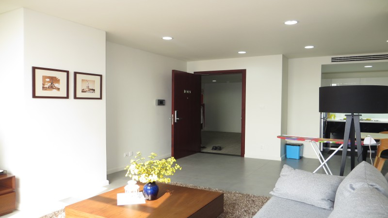 Apartment in Watermark Hanoi is 1 bedroom with 54m2, Tay Ho