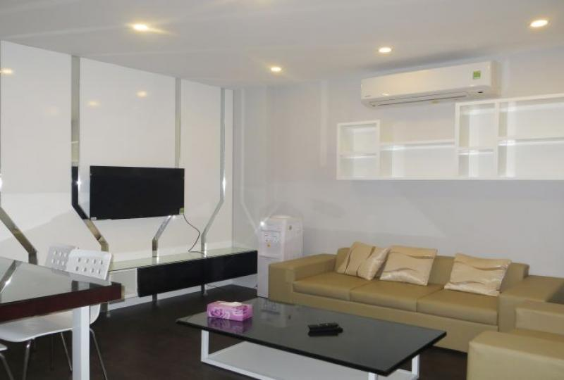 Apartment with 2 bedrooms in Tay Ho Hanoi for rent