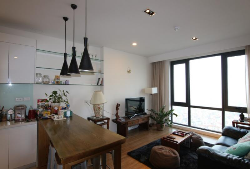 Awesome 2bed 2bath apartment in Mipec Riverside furnished
