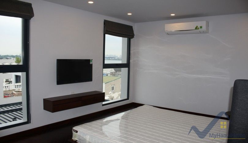 Brand new 3 beds 3 baths apartment in Nghi Tam village