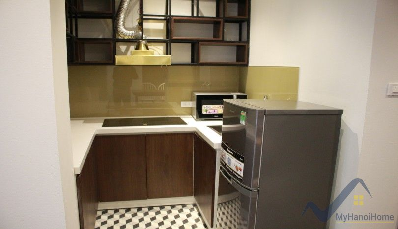 Brand new Studio apartment rental in Au Co street Tay Ho
