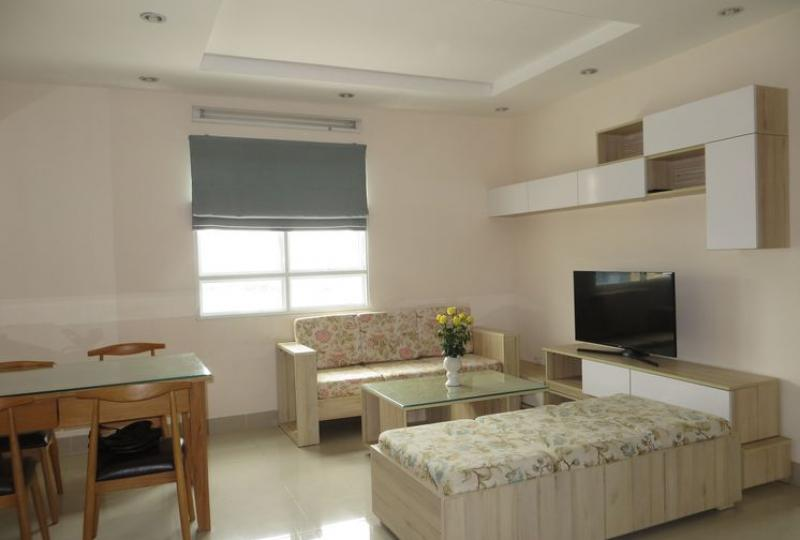 Budget furnished Long Bien apartment rental 2 bedrooms