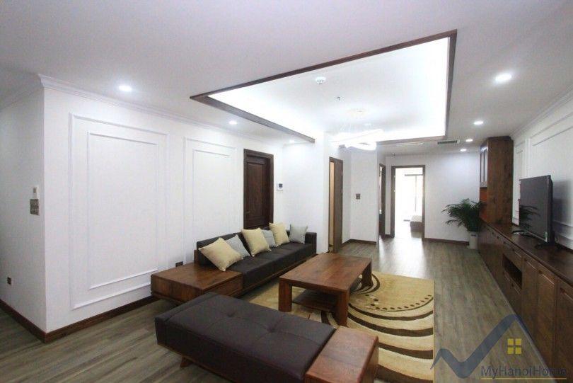 Charming 2 bedroom apartment rental in Hoan Kiem district Hanoi