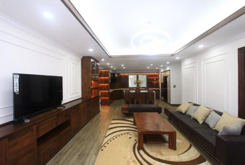 Charming 2 bedroom apartment rental in Hoan Kiem district Hanoi