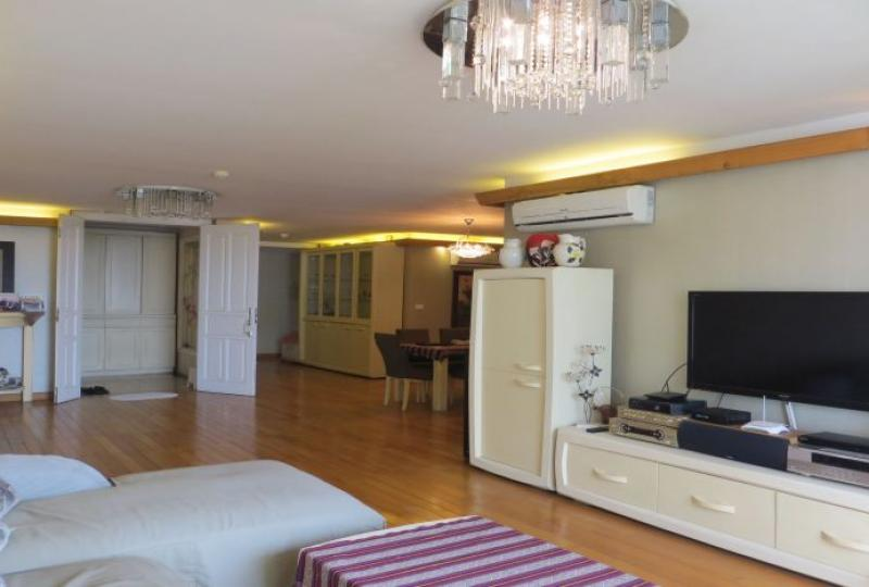 Ciputra Hanoi 4 bedroom apartment for rent at P2 tower, furnished