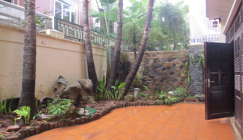 Ciputra Hanoi 4 bedroom villa to rent in C block