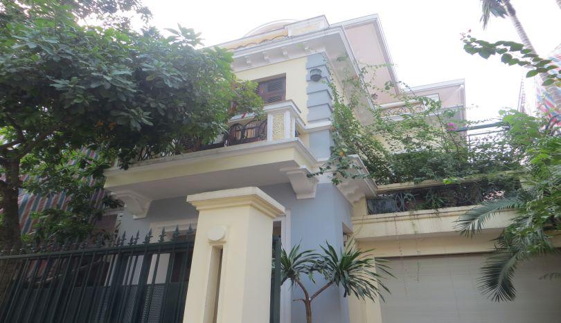 Ciputra Hanoi 4 bedroom villa to rent in C block