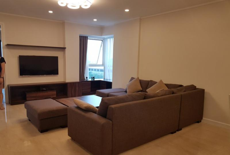 Ciputra Hanoi rental apartment for 3 bedrooms 2 bathrooms furnished