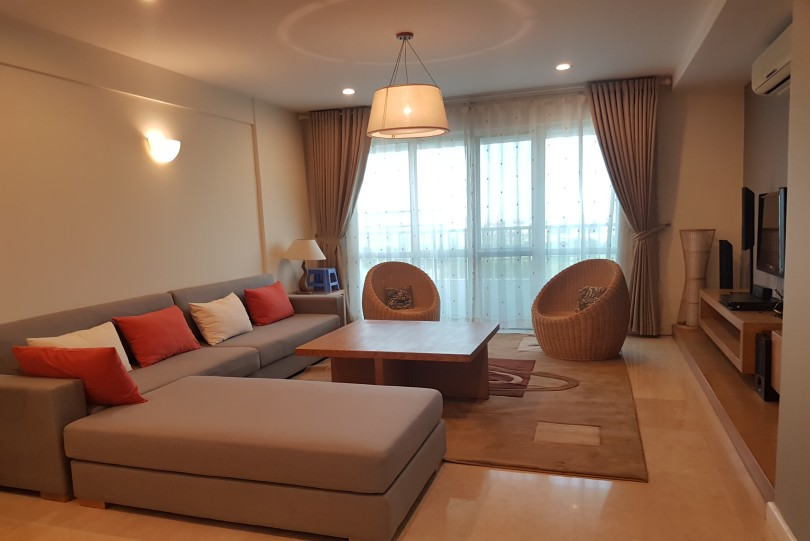 Ciputra International apartment for rent 4 bedrooms furnished