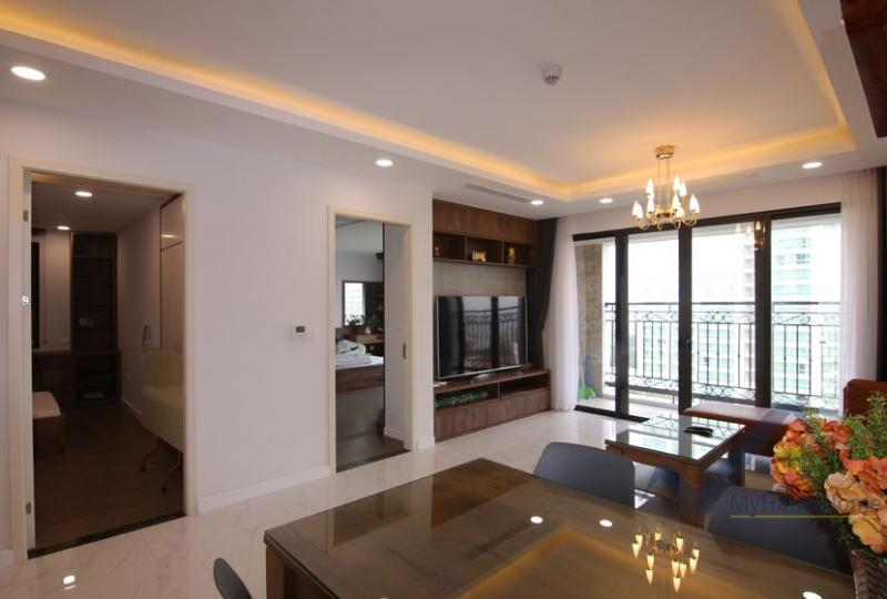 D' Le Roi Soleil apartment rental with 3 bedrooms furnished