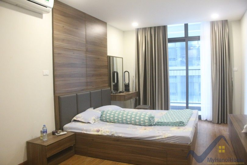 Discovery Complex Hanoi furnished 2 bedroom apartment to rent