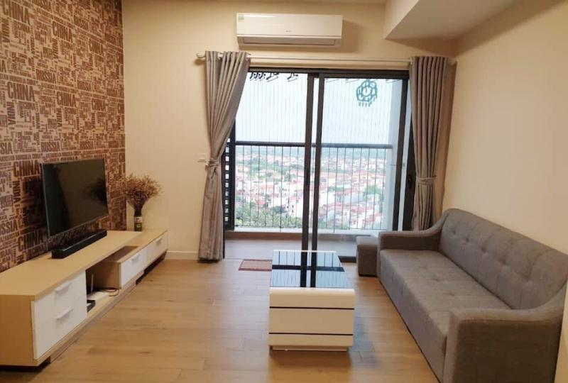 Ecopark apartment for rent Westbay 2 bedrooms furnished