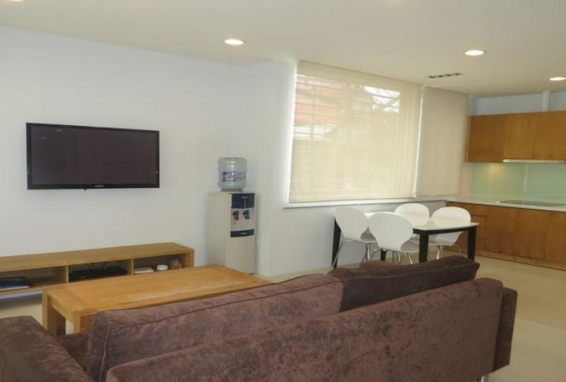 Elegant 01 bedroom serviced apartment for rent in Tay Ho area