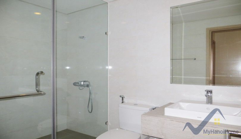For rent apartment in Mipec Riverside partly, fully furnished 3beds