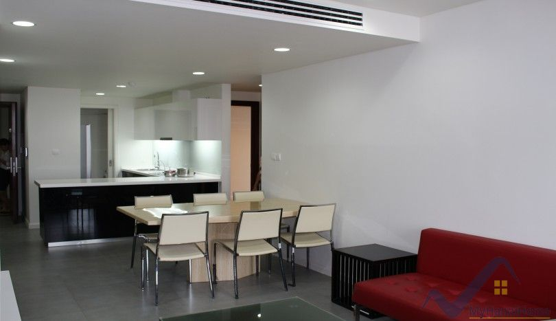 For rent apartment Watermark Hanoi offering 2beds, 2 baths