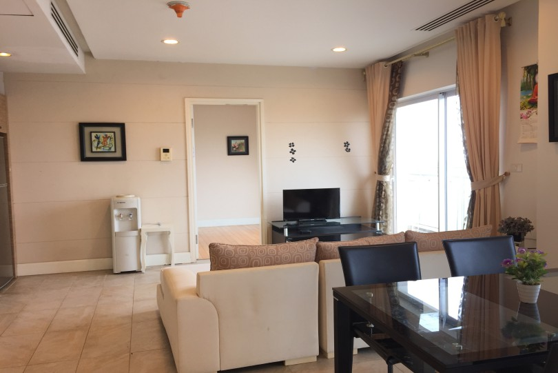 Fully furnished 2 bedroom apartment in Golden Westlake Thuy Khue